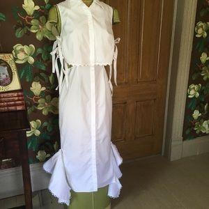 A Unique Jonathan Simkai  Long Summer Dress 0-2